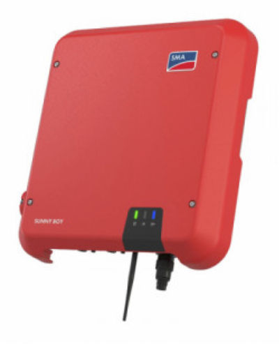 SMA Sunny Boy Smart Connected 3 a 6 kW con ShadeFix